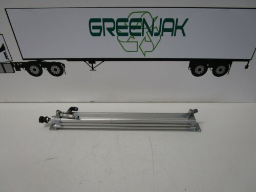 USED FREE SHIPPING FESTO DNC-32-400-PPV-A 163315 12BAR PNEUMATIC CYLINDER