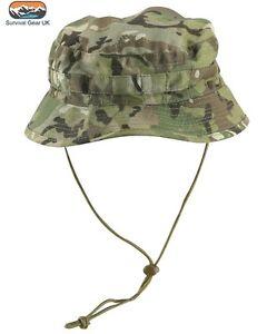 3346b135e692e Special Forces Short Brim Boonie Bush Jungle Hat BTP MTP Multicam ...