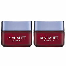 L'Oreal Paris Revitalift Laser X3 Deep Anti-Ageing Care Day Cream 50ml x 2