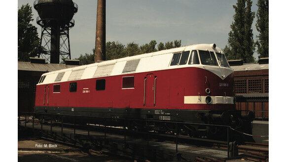 Fleischmann N 721472 Diesellokomotive BR 228, DR Neuware