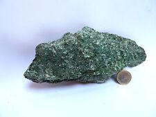 Fuchsit grün Chromglimmer 525 g SAMMLUNG STÜCK  20 x 4 x 3 cm Lappland Norwegen