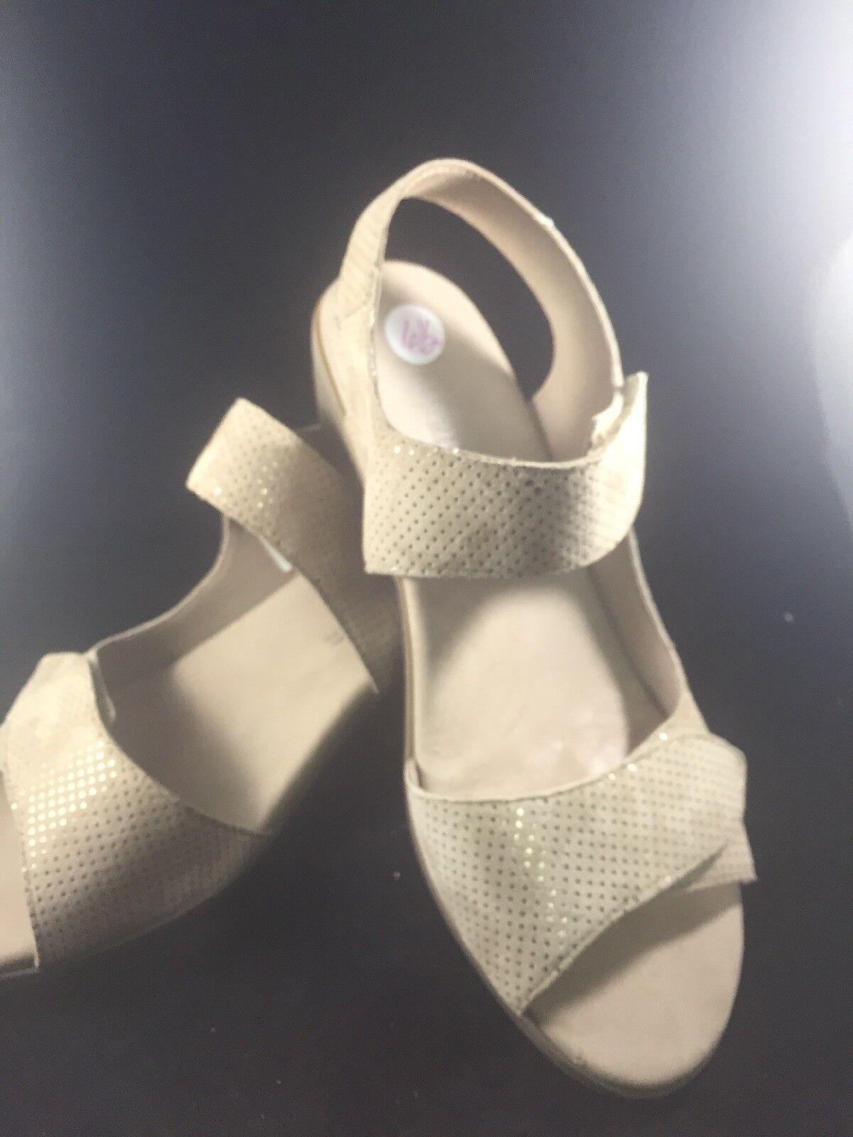 Mephisto Womens Cecila Quarter Strap Sandal Camel Silencio Leather