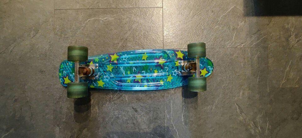Skateboard, Naked, str. 58 cm lang