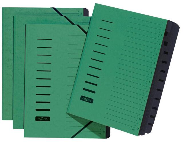 Pagna Cartellina Portadocumenti 12 Ventilatore Verde