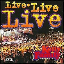 Live Live Live von Kelly Family,the | CD | Zustand gut