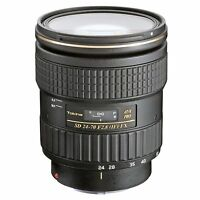 Tokina At-x 24-70mm F/2.8 Pro Fx Lens (for Canon)