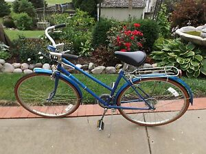 Vintage Sears Womens 12 Speed 26 Free Spirit Brittany Bicycle