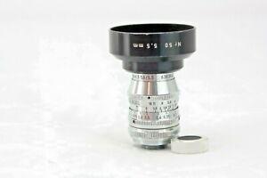Schneider-Kreuznach-CINEGON-5-5mm-f1-8-034-D-mount-034-cine-lens-034-fur-BOLEX-034-HOOD