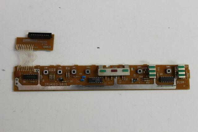 Okidata Microline 184 turbo 186 Space Rack Assembly 53447401 3P84025-1049P1 182