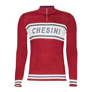 Long Sleeve Wool Chesini Jersey