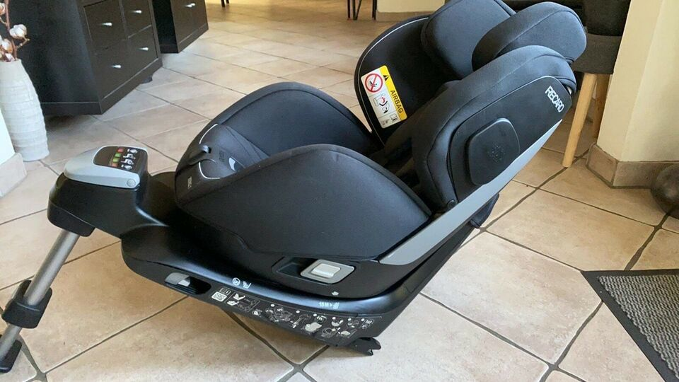 Autostol, op til 18 kg , Recaro Zero I-size
