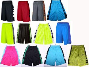 52e8eceddc8b Image is loading Boys-039-Nike-Elite-Basketball-Shorts-Dri-Fit-