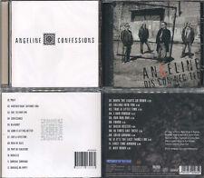 2 CDs, Angeline - Confessions (2010) + Disconnected (2011) AOR, Harem Scarem, FM