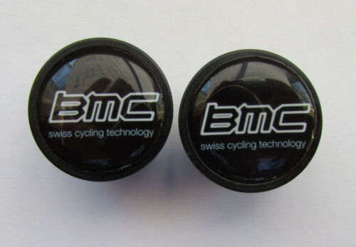 BMC Bike frame logo end plugs BMC handlebar bike caps BMC bike caps