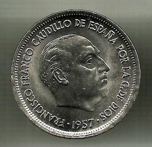 ESTADO-ESPANOL-25-PESETAS-DE-1957-69-SIN-CIRCULAR