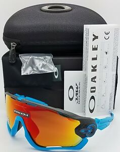 ce0cff740 Image is loading NEW-Oakley-sunglasses-Jawbreaker-Aero-Grid-Grey-Prizm-