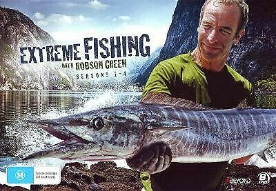 Extreme Fishing dvd collection for sale