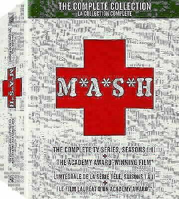 Mash The Complete Tv Series Movie Dvd For Sale Online Ebay