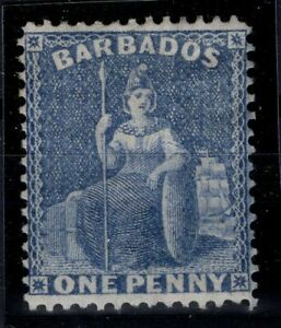 P133355-BRITISH-BARBADOS-SG-73-MINT-MH-CV-175