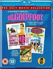 The Dr. Goldfoot Collection With Bonus DVD Blu-ray