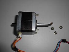 Double Shaft Stepper Motor Nema17 Cnc Router Mill Robot Reprap Makerbot