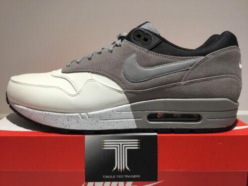 ¡Raro Ebay Air en 101 Leather uk ~ Premium 1 Max Tamaño uno Sólo Nike 12 512033 ~ HYwzqdv6Y