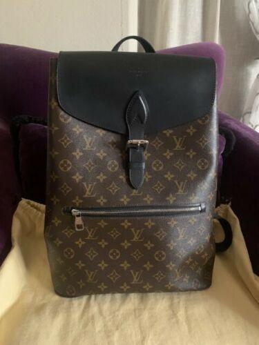 Louis Vuitton Palk Backpack Macassar  Monogram  Ca