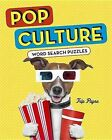 Pop Culture Word Search Puzzles by Trip Payne (Spiral bound)