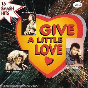 V/A - Give A Little Love Volume 3 (UK 16 Trk CD Album) | eBay