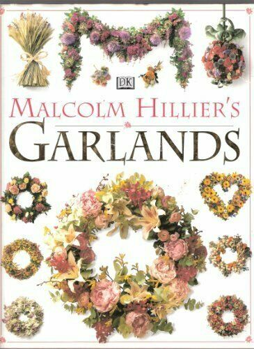 Garlands (Little Scented Library) By Malcolm Hillier