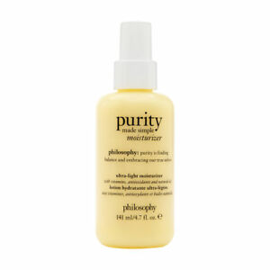 Philosophy-Purity-Made-Simple-Ultra-Light-Moisturizer-141ml-4-7oz-Brand-New