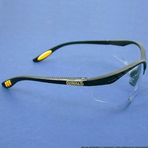 DeWALT Reinforcer Bifocal 2.5 Clear Lens Safety Glasses