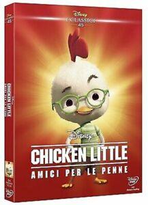 CHICKEN-LITTLE-AMICI-PER-LE-PENNE-DISNEY-DVD-FILM-I-CLASSICI-45-NUOVO-ITALIANO