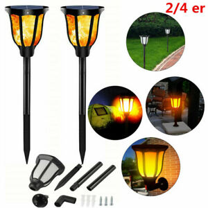 Flame Light Led Garten Lampe Outdoor