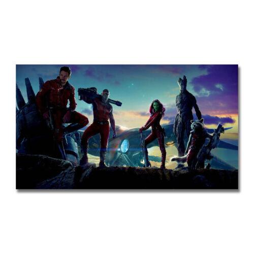 Guardians of the Galaxy 2 Movie Art Silk Poster Print 13x24 32x57 inch