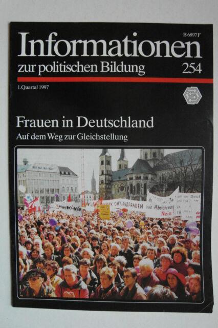 Informationen zur politischen Bildung Folge 254 Frauen in Deutschland