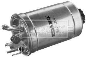 Borg-amp-Beck-Filtro-De-Combustible-BFF8204-Totalmente-Nuevo-Original-5-Ano-De-Garantia