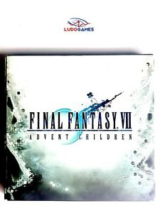 Final-Fantasy-Advent-Children-Press-Kit-CD-Prensa-Mint-Unpublished-Material