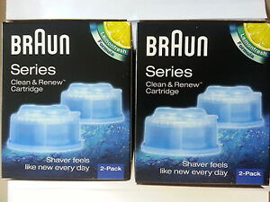 braun clean and renew instructions
