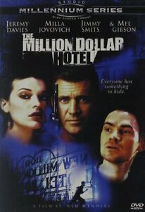 Brand-New-WS-DVD-The-Million-Dollar-Hotel-Jeremy-Davies-Milla-Jovovich-Mel-Gibso