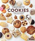 Favorite Cookies: More Than 40 Recipes for Iconic Treats by Williams-Sonoma Test Kitchen (Hardback, 2017)