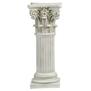 Merveilleux Image Is Loading Large Roman Corinthian Column Pillar Garden Stone Finish