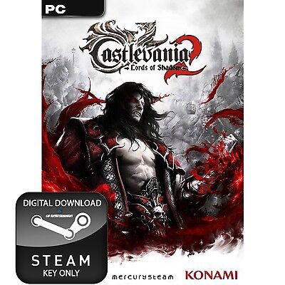 CASTLEVANIA LORDS OF SHADOW 2 PC STEAM KEY | eBay