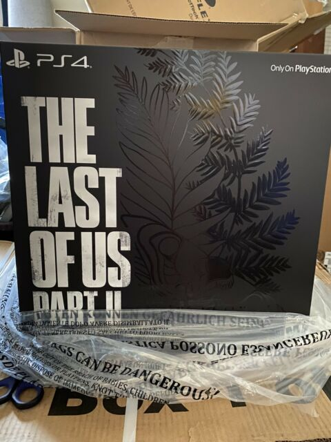 The Last of Us Part 2 II Ellie Edition - PS4 *FAST SHIPPING* IN HAND