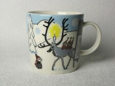 Arabia Moomin Mug Winter Forest / Talvimetsä *NEW