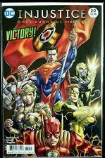 INJUSTICE GODS AMONG US: Year Five #20 (DC Comics) Comic Book NM