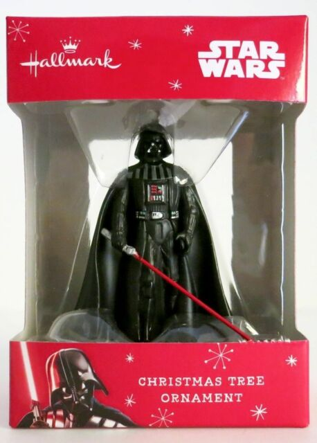 Hallmark Disney Star Wars Darth Vader Christmas Tree Holiday Ornament - Hallmark Star Wars Darth Vader Christmas Ornament # 1hcm5973 EBay
