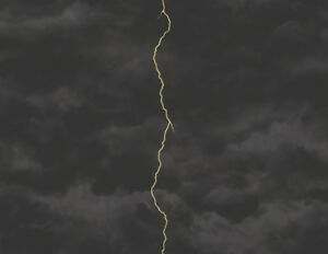 Details About Black Wallpaper Gold Lightning Bolt Modern Abstract Clouds Samples Available