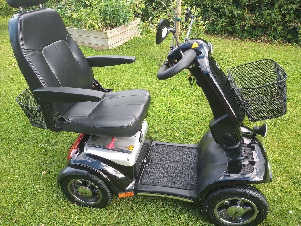 El Scooter city shoprider 4, 2016, – dba.dk – Køb og Salg af