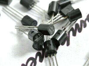 4pcs-ON-2SC1685-NPN-0-25W-50V-0-1A-Transistor-TO92-Genuine
